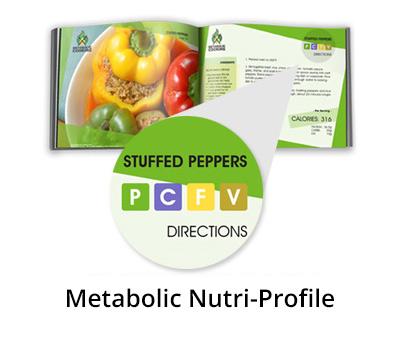 Recipes profiling