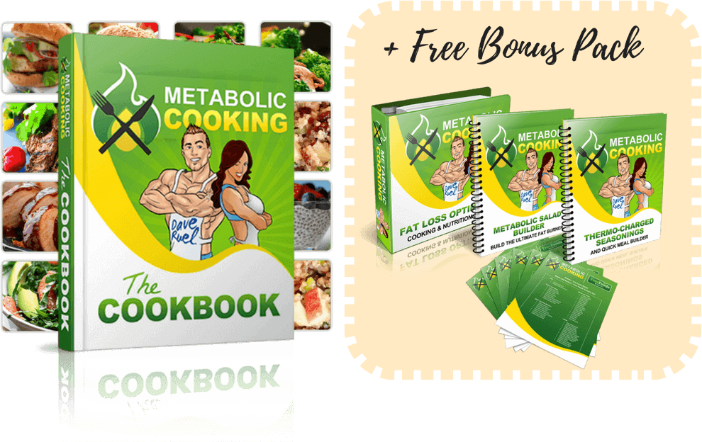 The Complete Metabolic Cooking Package - New Edition
